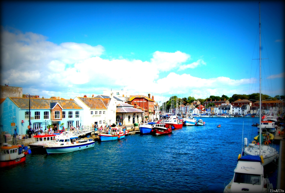 Weymouth, Costa Jurasica, Inglaterra, UK