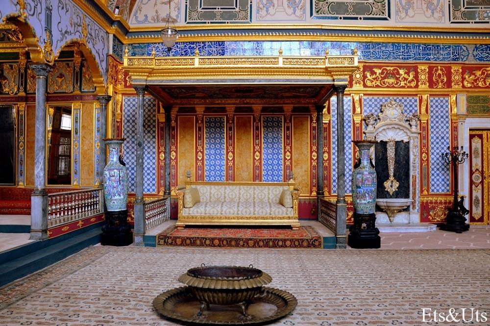 Interior del Harem