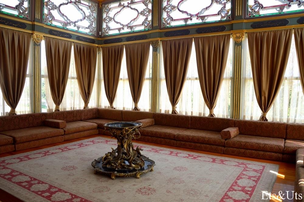 Sala de verano del Palacio