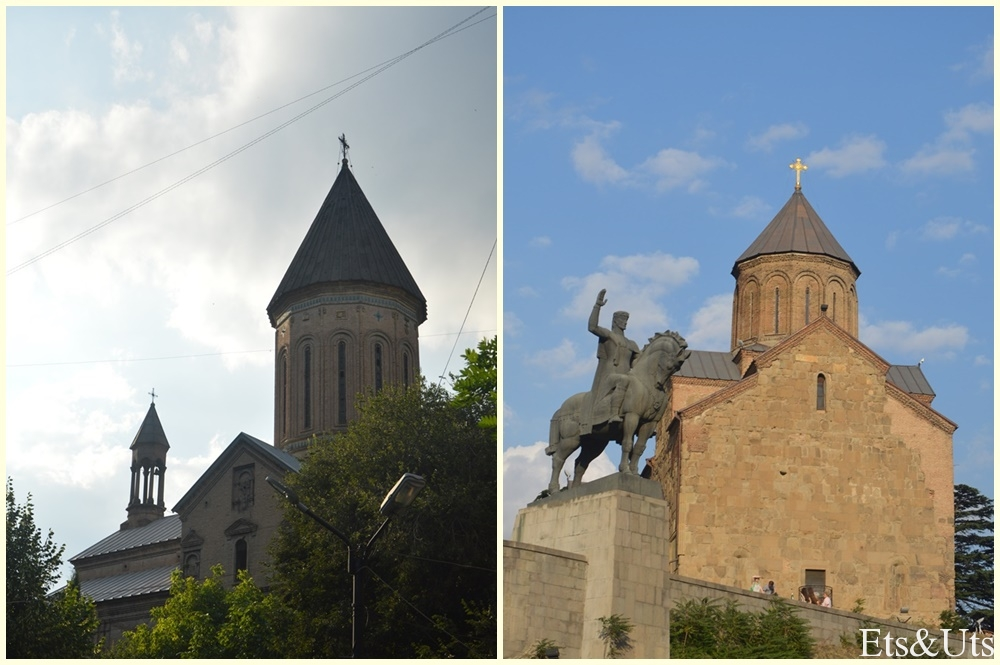 Iglesia Armenia y Georgiana