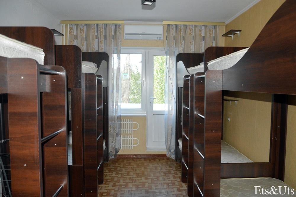 Habitaciones con 8 o 4 camas... nuevas!