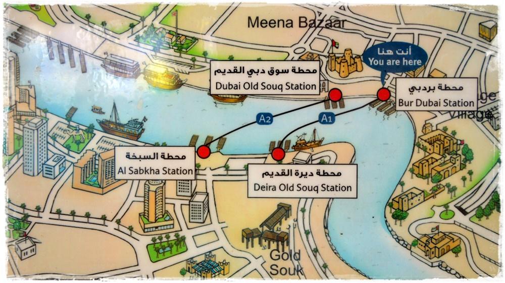 Mapa Barcos