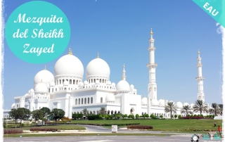 Mezquita Sheik Zayeb, Abu Dhabi, EAU