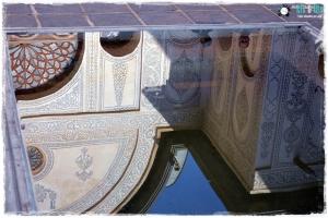 Reflejos y agua, espejos y cuadros