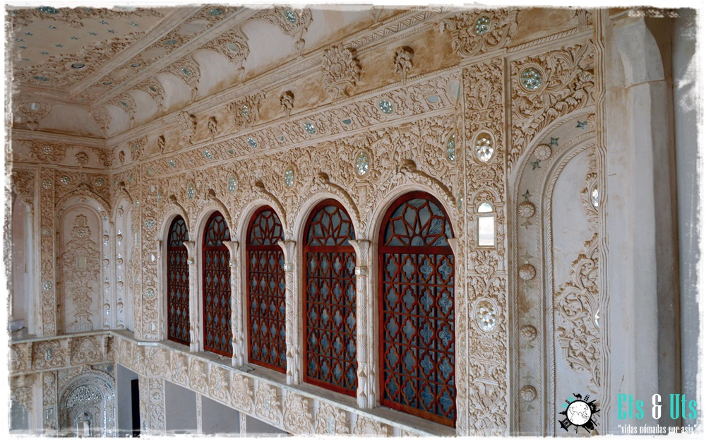Casa Tabatei, Kashan, Iran