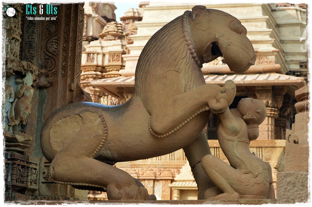 Templos del Kamasutra Khajuraho
