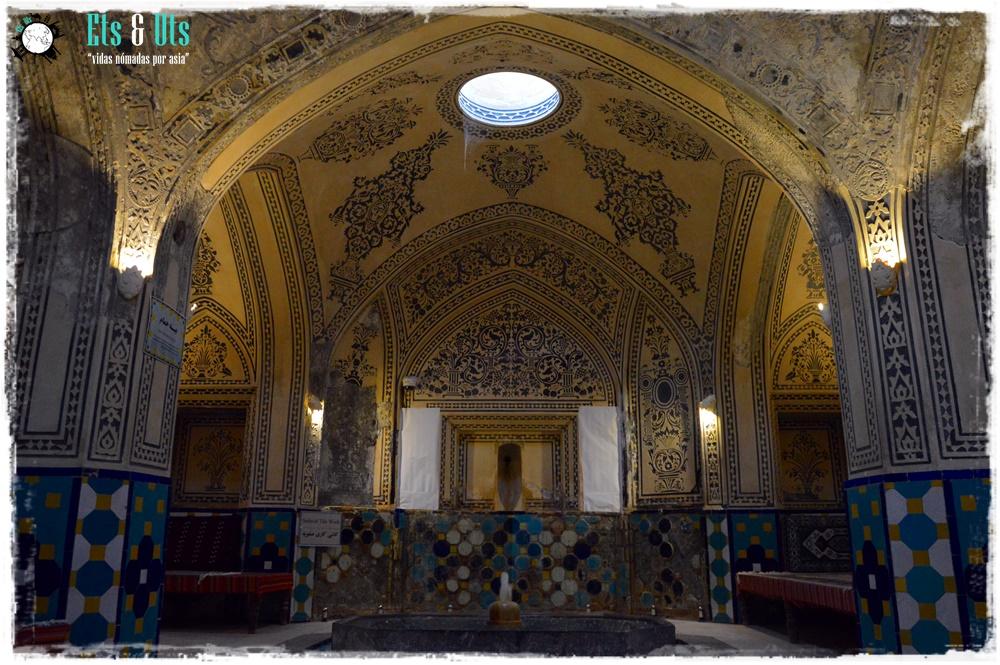 Hammam, Kashan, Iran