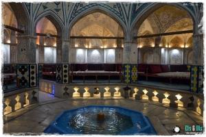 Sala principal del Hammam