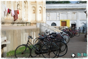 Khajuraho-Bicicletas