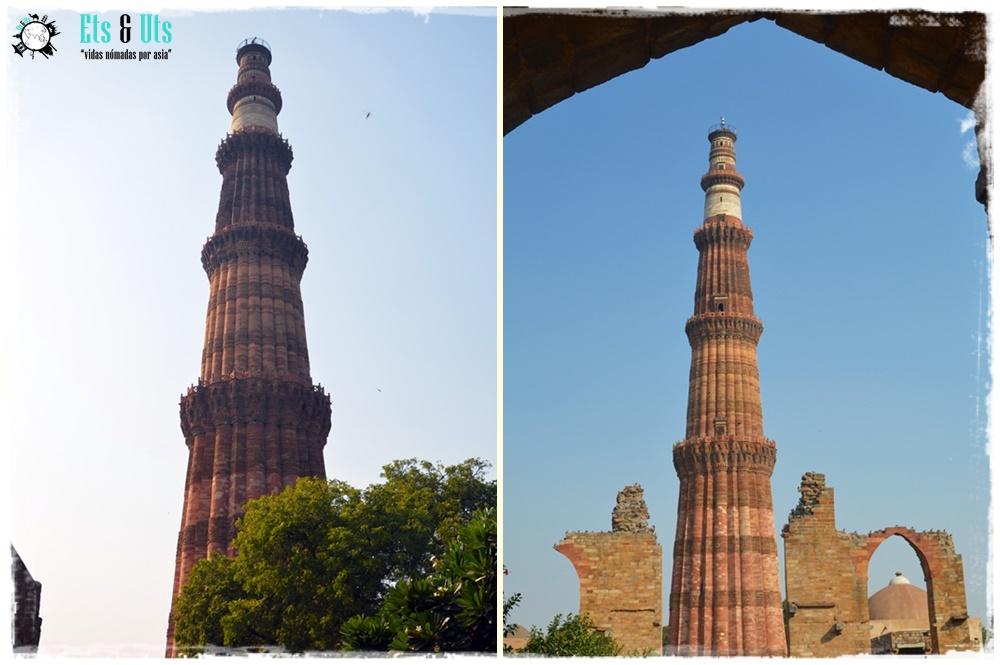 Minaret Qtab Delhi, India