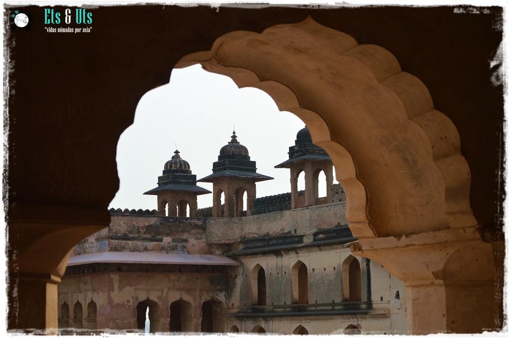 Arco Palacio de Orchha India