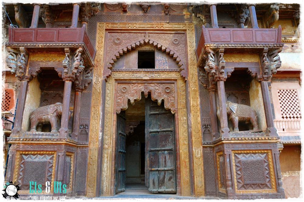 Palacio de Orchha India