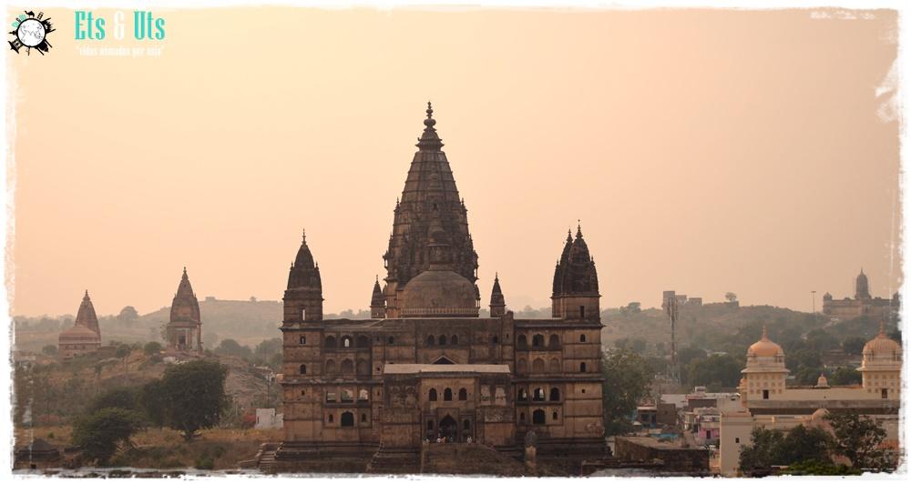 Templo de Orchha India