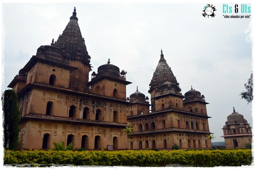 Templos de Orchha India
