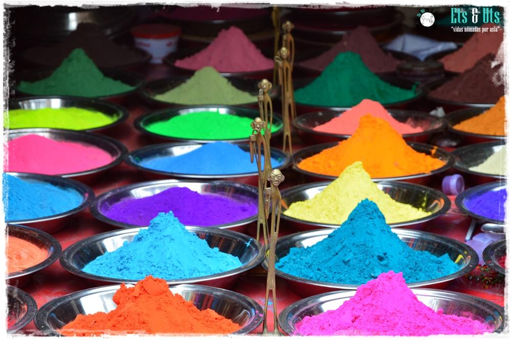 Tikka Orchha India Colores