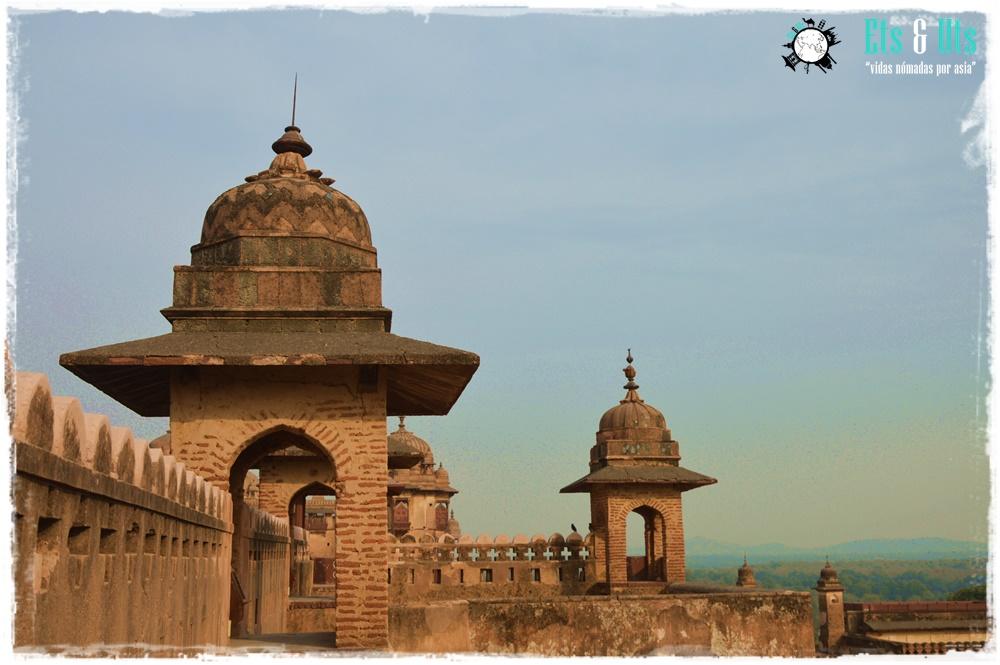 Palacio Orchha India