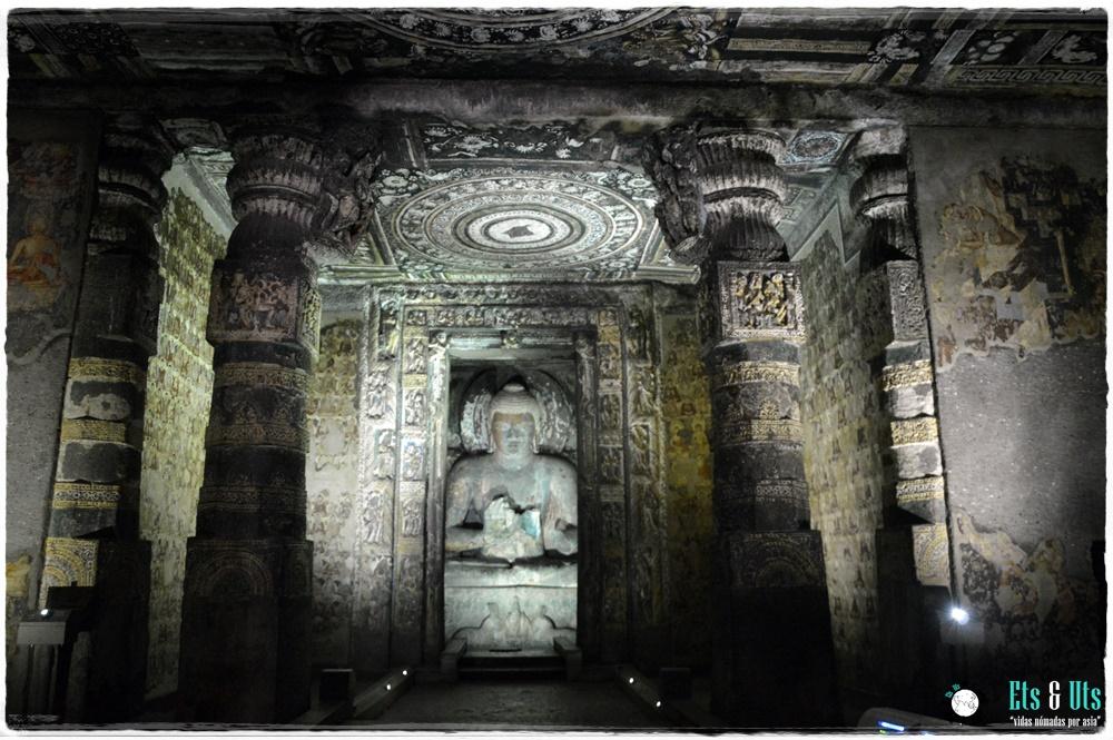 Cueva de Ajanta, India