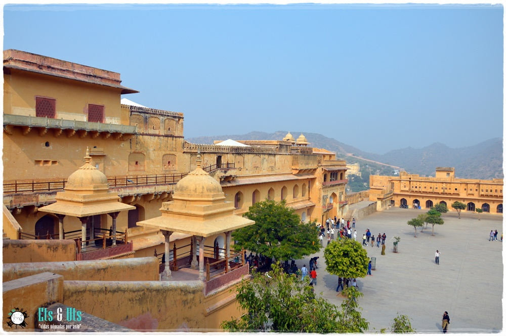 Fuerte Amber, Jaipur, India