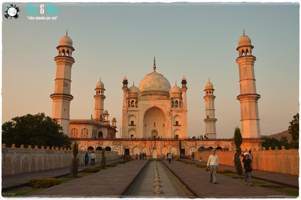 Otro Taj Mahal, Aurangabad, India