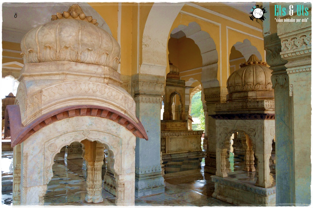 Palacio de Jaipur, India
