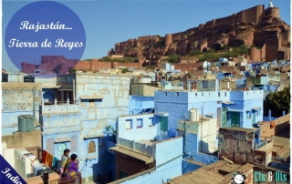 Fuerte de Jodhpur, India